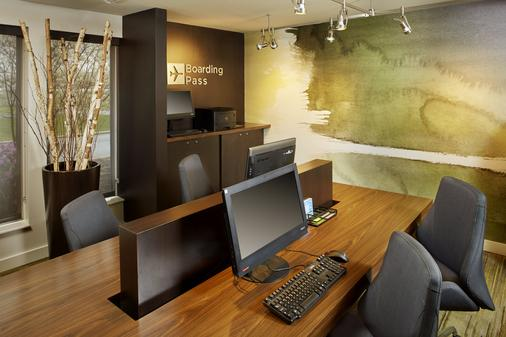 Courtyard by Marriott Lansing - Lansing - Business centre