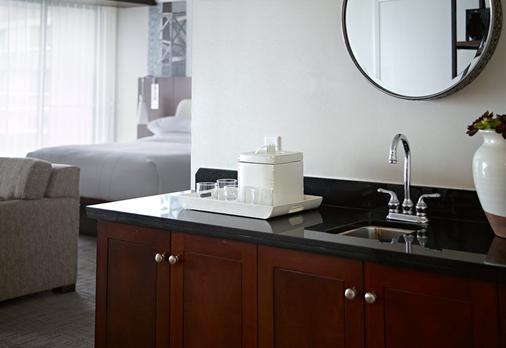 戴頓大學萬豪酒店 - 德頓 - 代頓 - 浴室