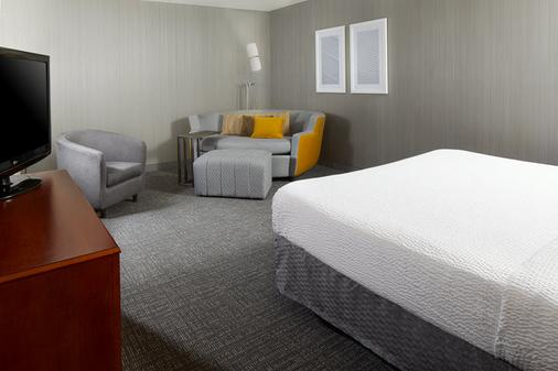 Courtyard by Marriott Edison Woodbridge - Edison - Bedroom