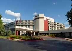 Marriott at the University of Dayton - Dayton - Building