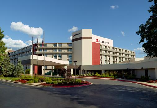 Marriott at the University of Dayton - Dayton - Rakennus