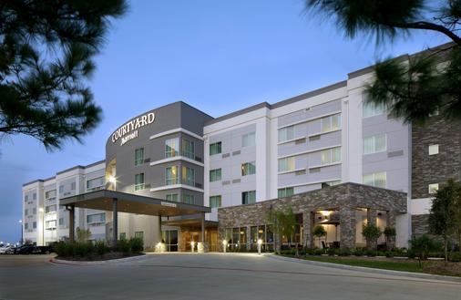 Courtyard by Marriott Houston Intercontinental Airport - Houston - Toà nhà