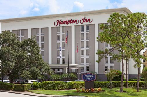 Hampton Inn Orlando-Airport, FL - Orlando - Gebäude
