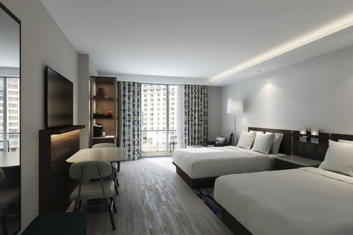 Hyatt Centric Brickell Miami - Miami - Bedroom