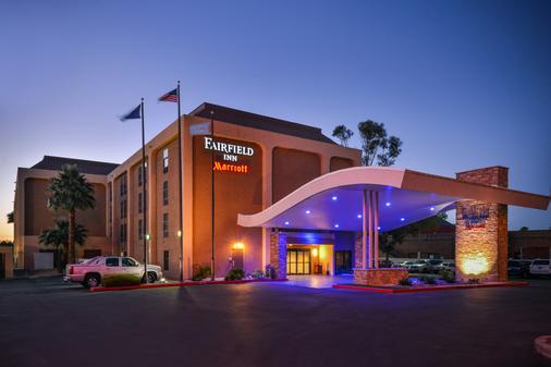 Fairfield Inn by Marriott Las Vegas Convention Center - Las Vegas - Toà nhà