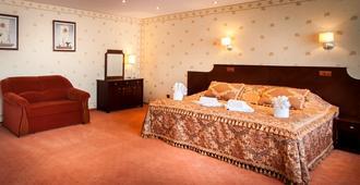 Hotel Alf - Cracovia - Camera da letto