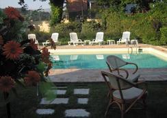 Hotel Casa Mancia - Foligno - Pool
