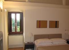 โรงแรมกาซามานชา - โฟลิกโน - ห้องนอน