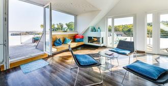 هوتل - ريستورن فولابوك - Konstanz - غرفة معيشة