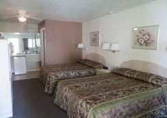 Bayside Inn & Marina - Cooperstown - Schlafzimmer