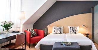 Hotel La Pergola - Berna - Edificio