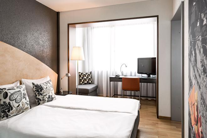 Hotel La Pergola - Bern - Makuuhuone