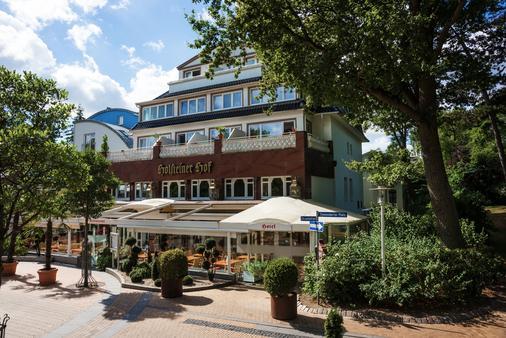 Holsteiner Hof - Timmendorfer Strand - Toà nhà