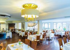 荷斯坦霍夫酒店 - 蒂門多佛海灘 - 提門多夫 施特汗特 - 餐廳