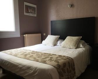 Hotel Les Voyageurs - Les Sables-d'Olonne - Slaapkamer