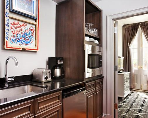 Bluegreen Vacations Club La Pension - New Orleans - Kitchen