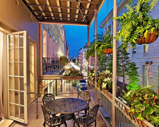 Bluegreen Vacations Club La Pension - New Orleans - Balcony