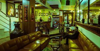 Kathmandu Eco Hotel - Κατμαντού - Σαλόνι ξενοδοχείου
