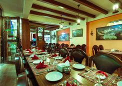 加德滿都生態酒店 - 加德滿都 - 加德滿都 - 餐廳