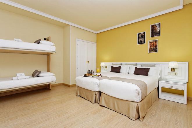 Hotel Mayorazgo - Madrid - Quarto