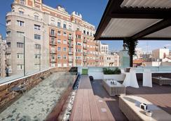 Hotel Mayorazgo - Madrid - Rooftop