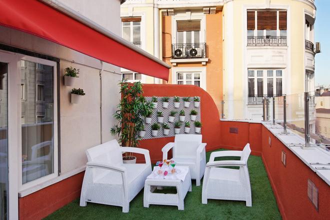Hotel Mayorazgo - Madrid - Varanda