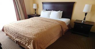 Stargazer Inn and Suites - מונטריי - חדר שינה