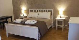 Residenza Leon - Castelnuovo del Garda - Schlafzimmer