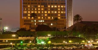 Novotel Cairo El Borg - Le Caire - Bâtiment