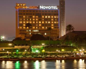Novotel Cairo El Borg - Cairo - Edifício