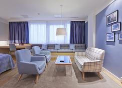 Icelandair Hotel Reykjavik Natura - Reikiavik - Sala de estar