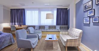 Icelandair Hotel Reykjavik Natura - Reykavik - Oturma odası