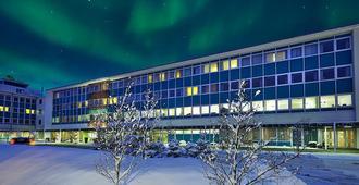 Icelandair Hotel Reykjavik Natura - Reikiavik - Edificio