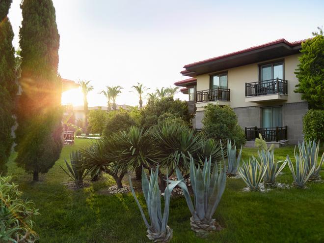 TUI BLUE Palm Garden - Manavgat - Toà nhà