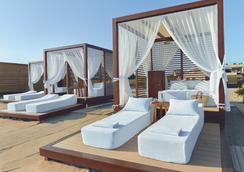 圖伊布魯棕櫚園酒店 - 式 - 馬納加特 - 馬納夫加特 - 海灘