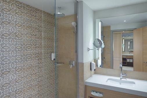 圖伊布魯棕櫚園酒店 - 式 - 馬納加特 - 馬納夫加特 - 浴室