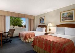 休士頓哈比機場希爾頓酒店 - 休士頓 - 休斯頓 - 臥室