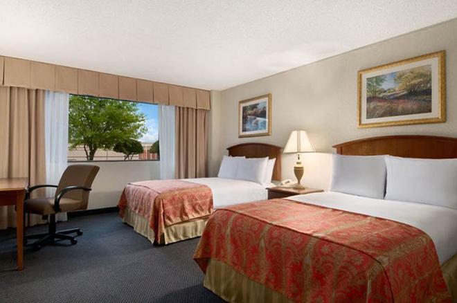 休士頓哈比機場希爾頓酒店 - 休士頓 - 休士頓 - 臥室