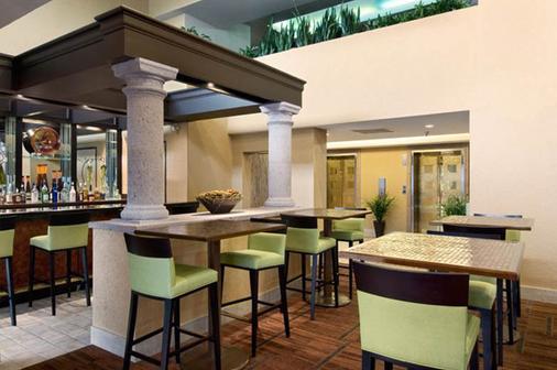 休士頓哈比機場希爾頓酒店 - 休士頓 - 休斯頓 - 酒吧