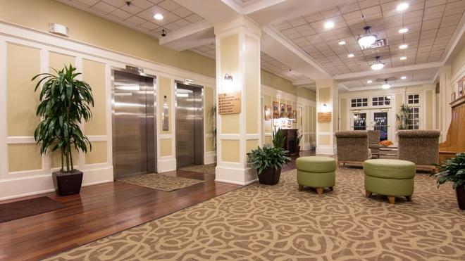 The Cavalier Inn at The University of Virginia - Charlottesville - Lobby