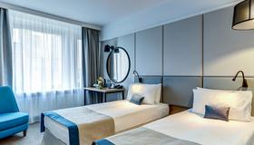Aerostar Hotel Moscow - Moscow - Bedroom