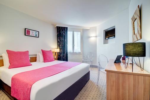 柯馬丁歌劇院阿斯托利亞酒店 - 巴黎 - 巴黎 - 臥室