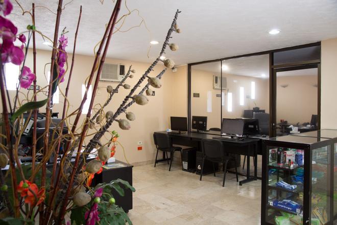 Hotel & Suites Real del Lago - Villahermosa - Khu vực làm việc