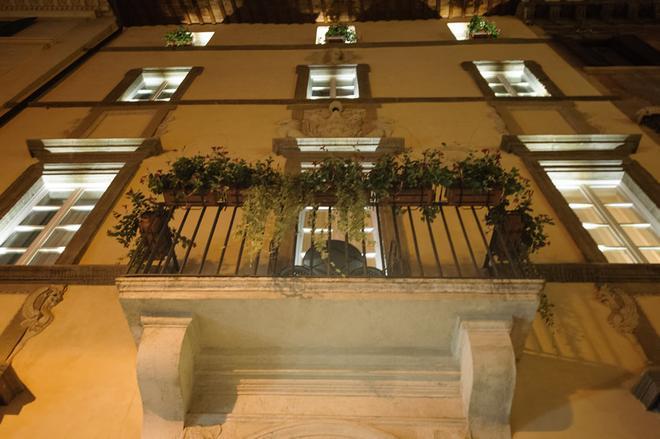 Relais Giulia - Ρώμη - Κτίριο