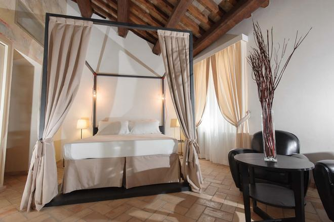 Relais Giulia - Rome - Bedroom
