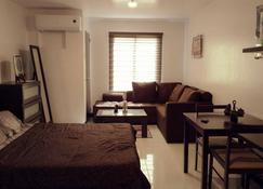 Darvy Suites - Muntinlupa - Living room