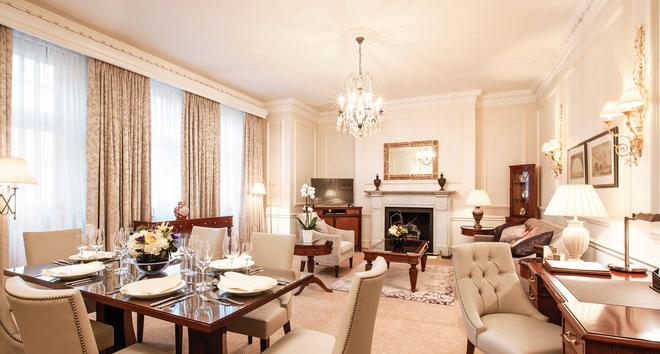 Grand Residences by Marriott - Mayfair-London - London - Spisestue