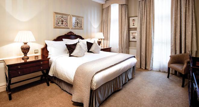 Grand Residences by Marriott - Mayfair-London - London - Soveværelse
