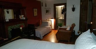 West 119th B&B - New York - Camera da letto