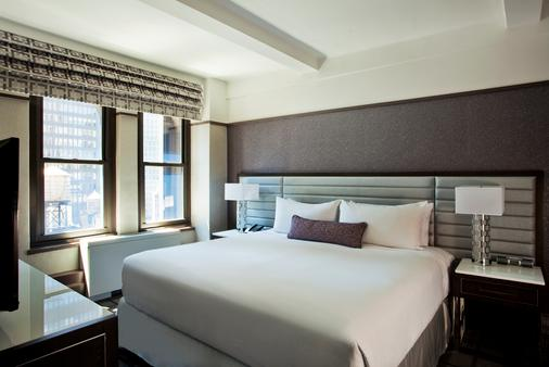Park Central Hotel New York - New York - Bedroom